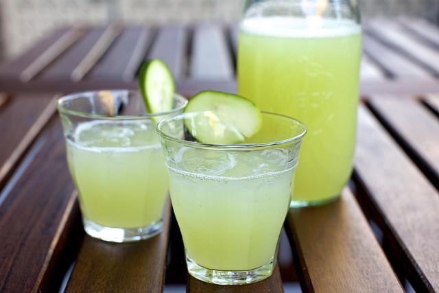 uhorkova limonada