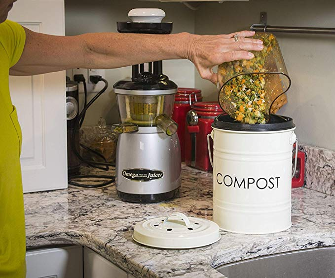 kuchynský kompost