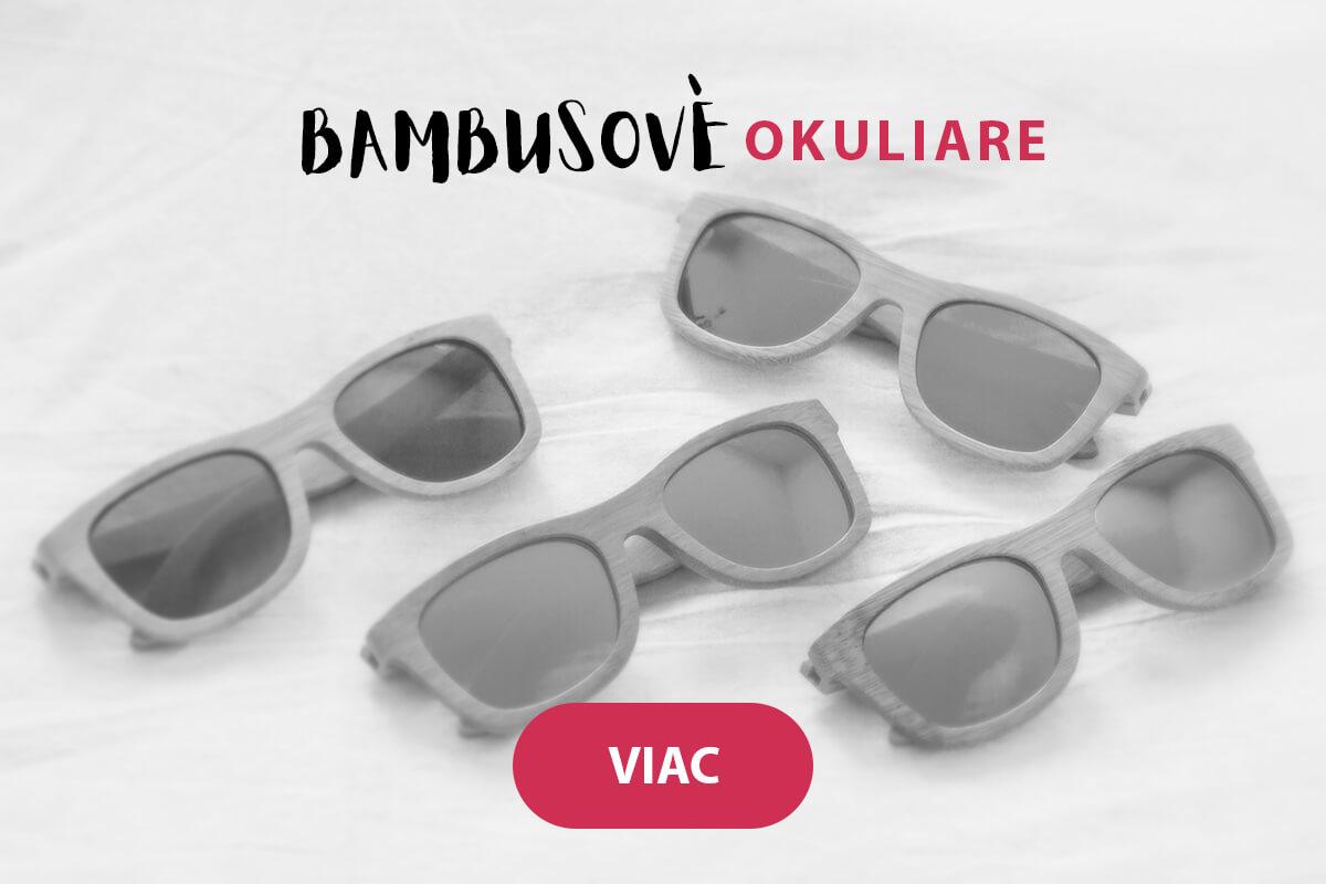 bambusove slnecne okuliare