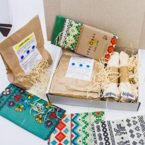 Darčekový set Ekologická domácnosť