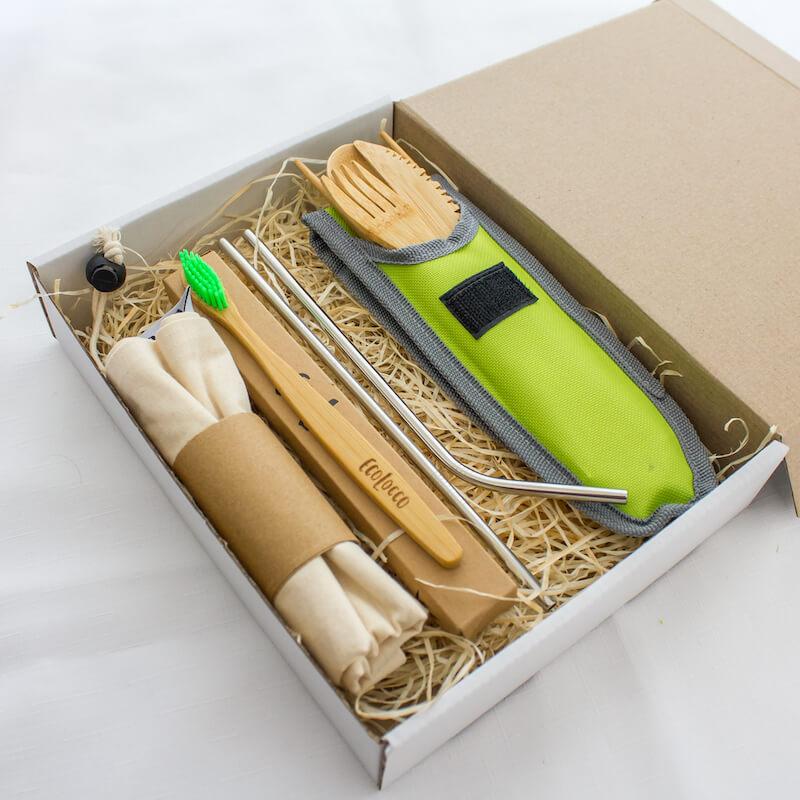 """Darčekový balík """"Cestujem ekologicky"""""""