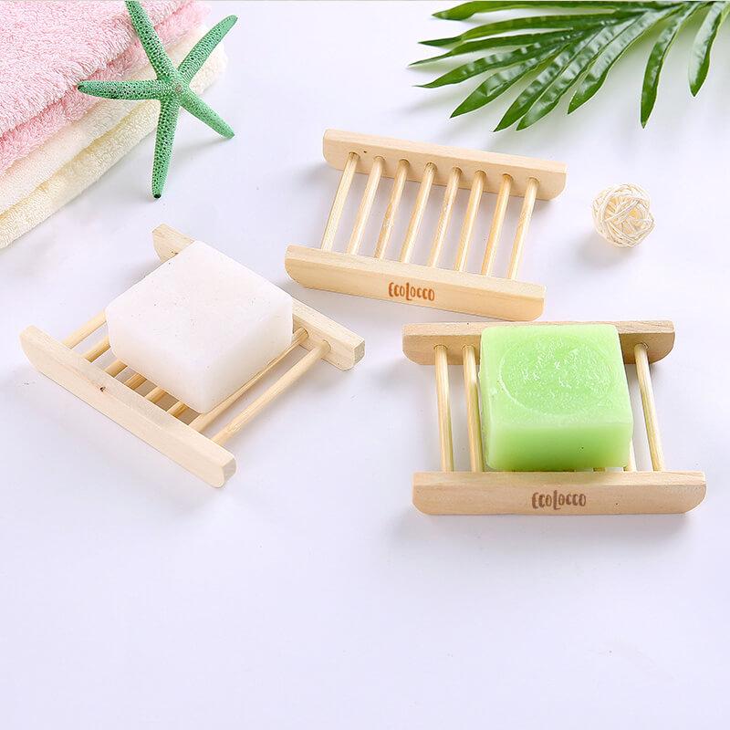 Všestranný bambusový stojan