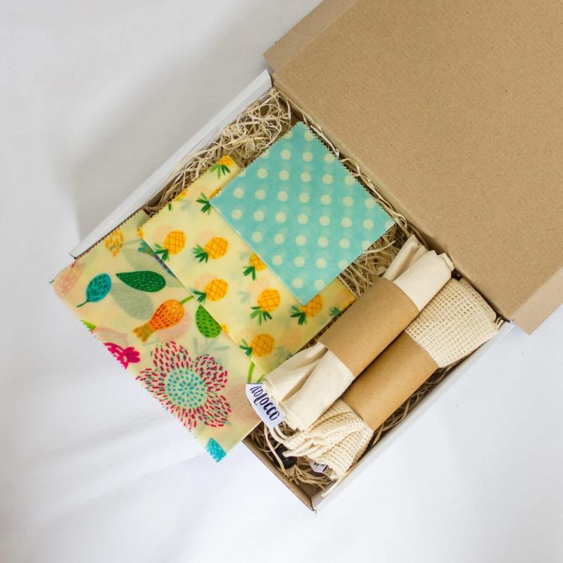 """Darčekový balík """"Ekologická domácnosť"""""""