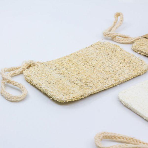 Prírodná Lufa – špongia –tvrdá a mäkká lufová hubka