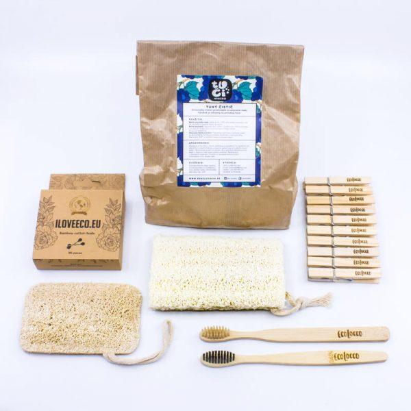 Darčekový balík ekologická hygiena