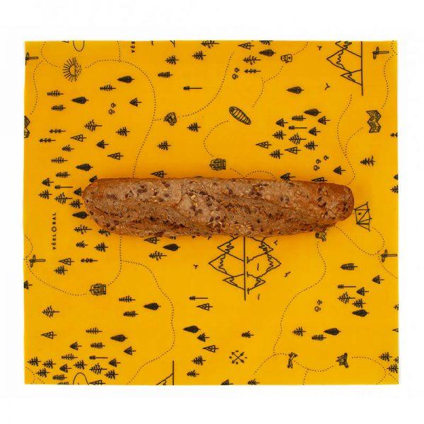 Včelobal voskový obrúsok s včelím voskom